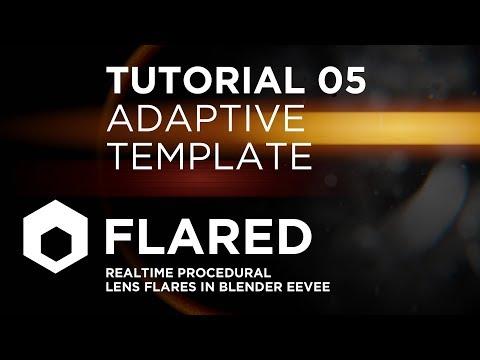 Lens Flare - Adaptive