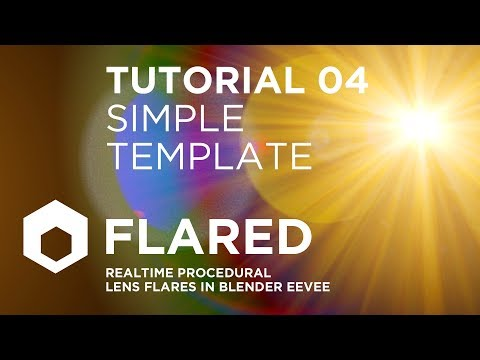 Lens Flare Simple