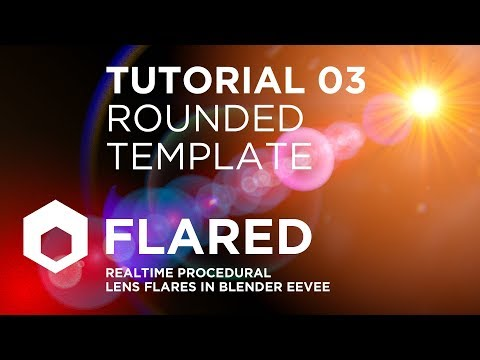 Lens Flare Rounded