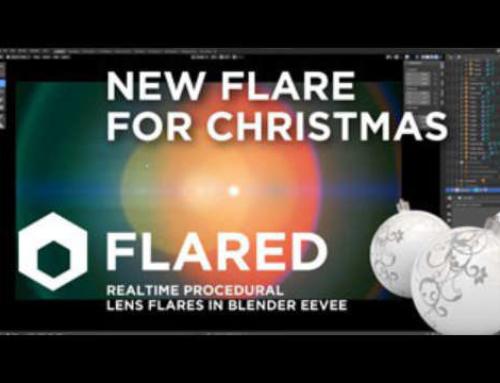 New Lens Flare