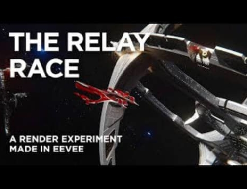 Relay Race Flared Experiment