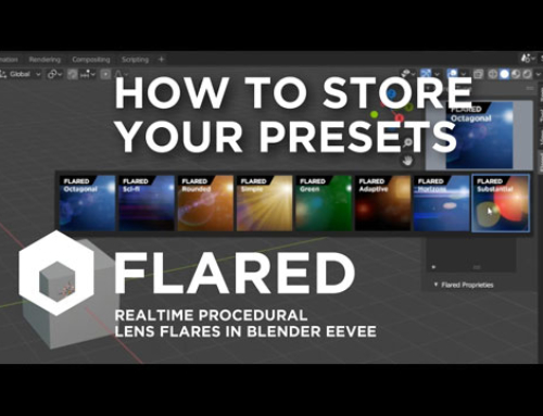 How to use Presets