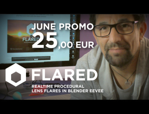 Flared June Promo
