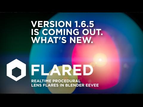 Lens Flare Blender